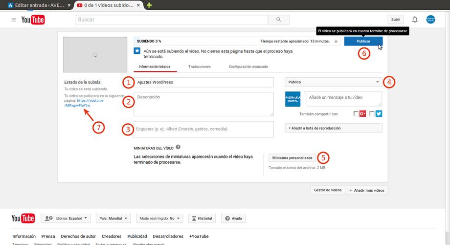 04-completar informacion video youtube