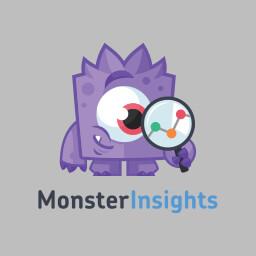 Plugin Google Analytics for WordPress by MonsterInsights