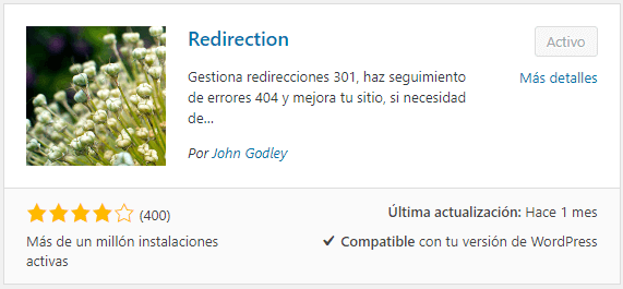 Cómo instalar Redirection