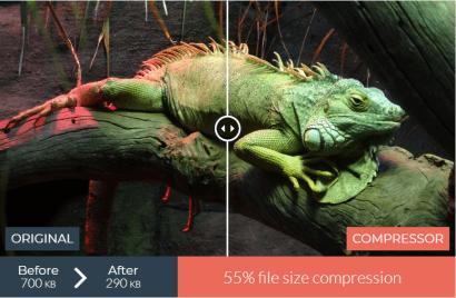 Compressor IO: Comprime y optimiza tus imágenes