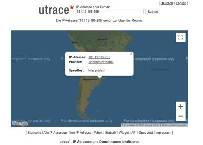 ¿Qué es Utrace?