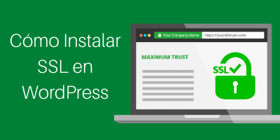 Cómo instalar SSL en WordPress