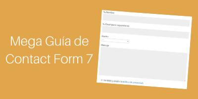 Plugin Formulario WordPress
